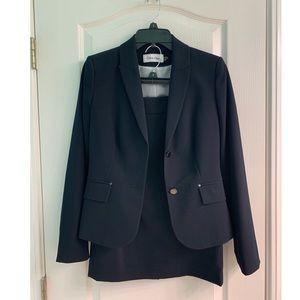 Calvin Klein Skirt Suit Set